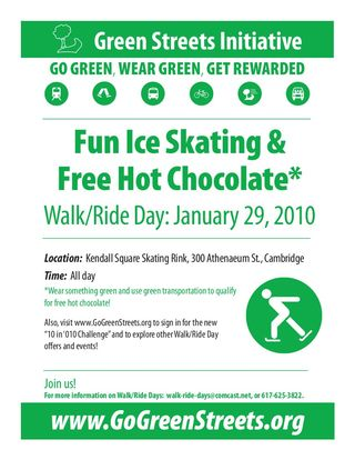 Day at Rink Flyer - regular